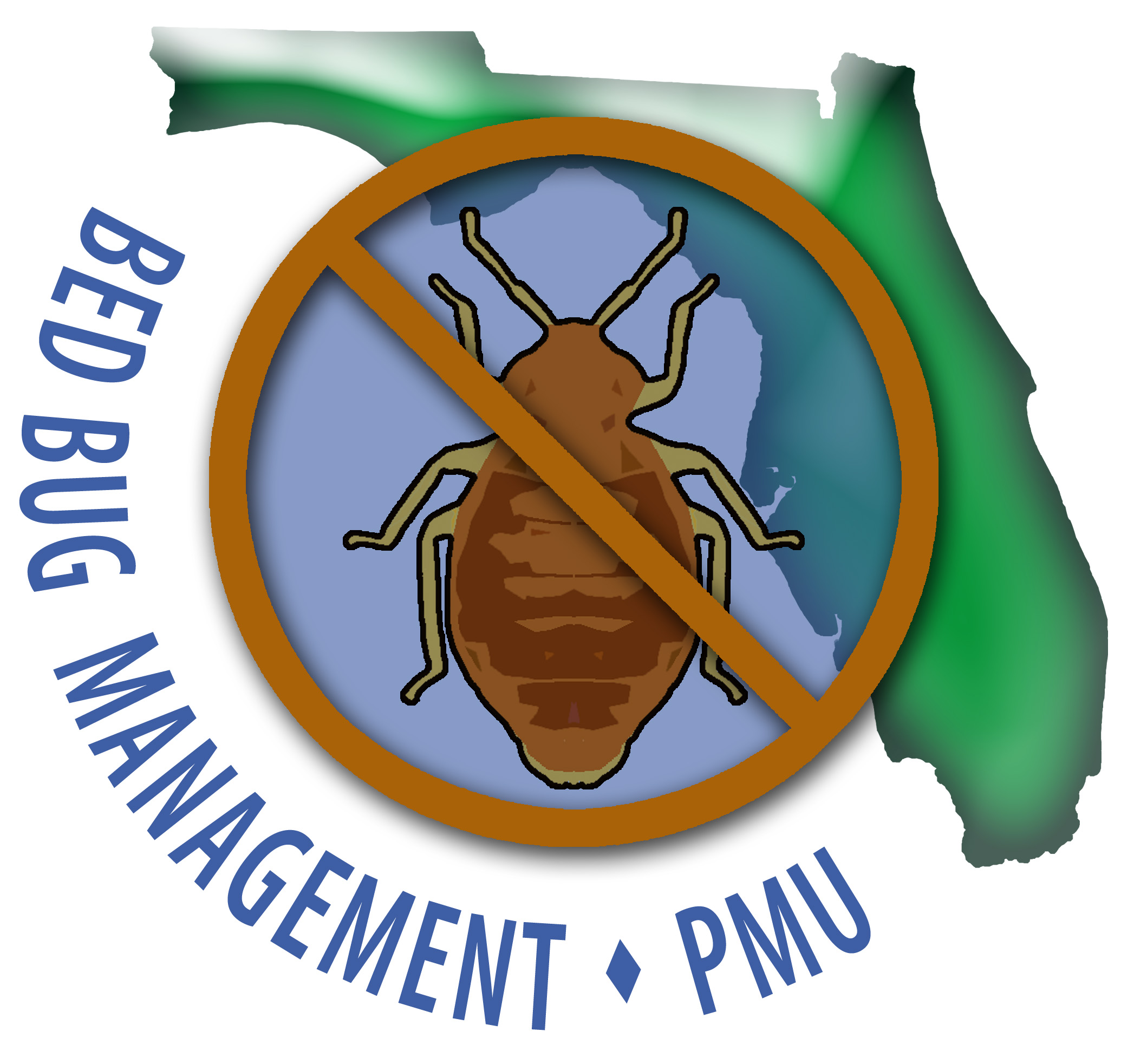 Bed Bug PMU Logo